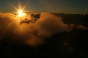 De Pichincha; het dak van de wereld