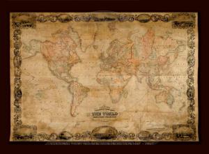 Europa groter dan Afrika..?